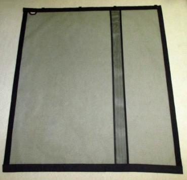 Beau 60 40 Door Screen